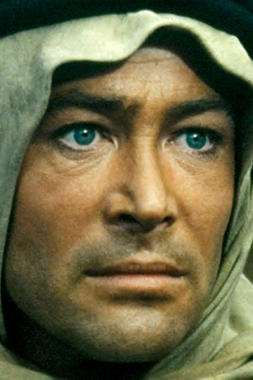 Peter O'Toole Lion