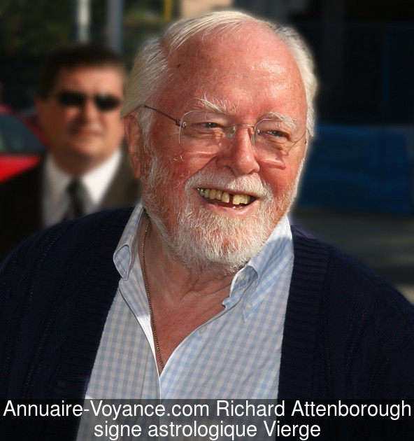 Richard Attenborough Vierge