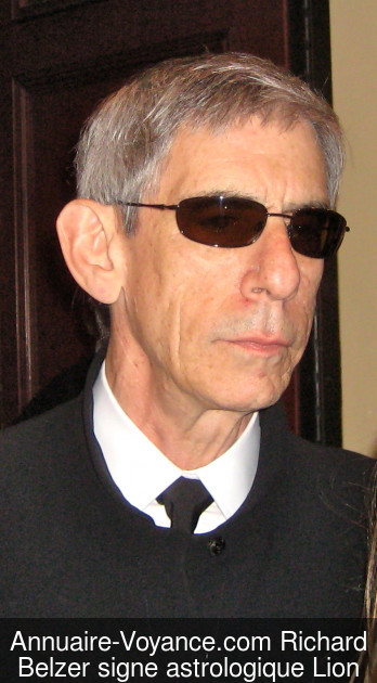 Richard Belzer Lion