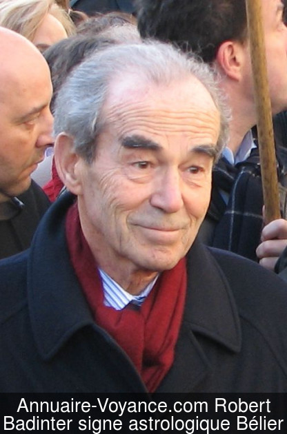 Robert Badinter Bélier