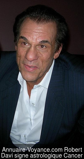 Robert Davi Cancer