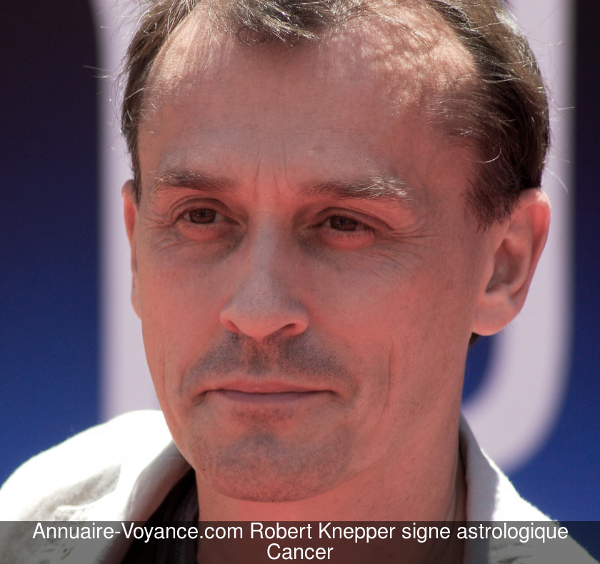 Robert Knepper Cancer