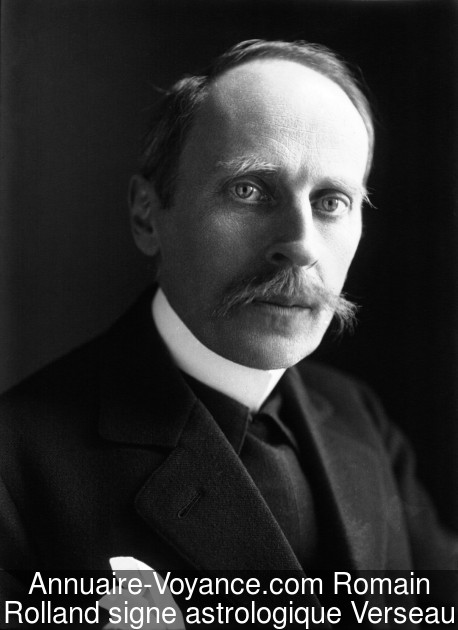 Romain Rolland Verseau