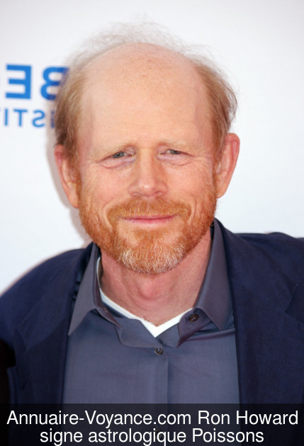 Ron Howard Poissons