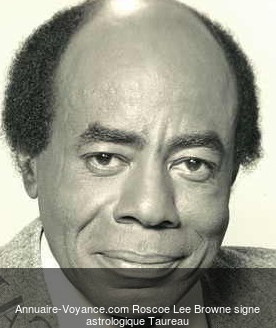 Roscoe Lee Browne Taureau