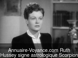 Ruth Hussey Scorpion