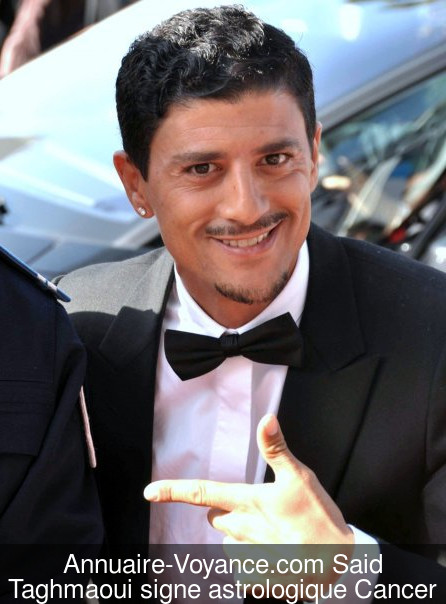 Said Taghmaoui Cancer