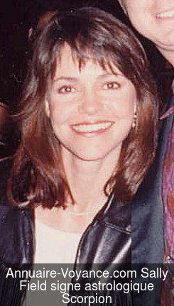 Sally Field Scorpion