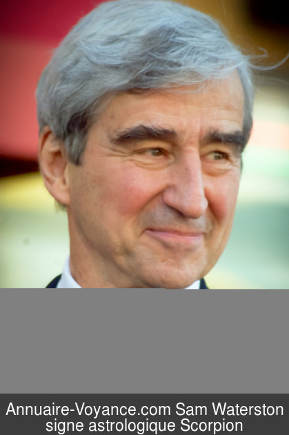 Sam Waterston Scorpion