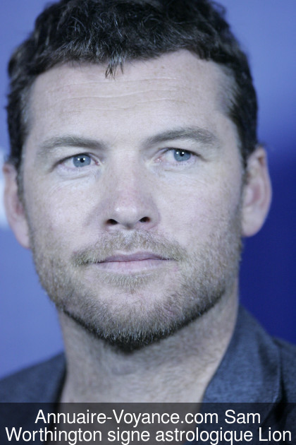 Sam Worthington Lion