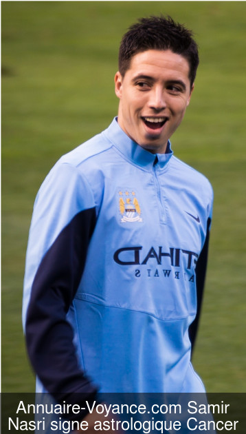 Samir Nasri Cancer