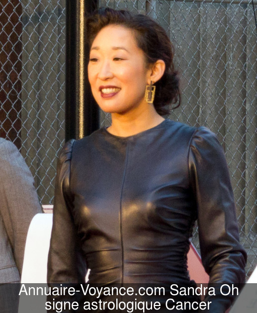 Sandra Oh Cancer