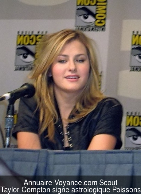 Scout Taylor-Compton Poissons