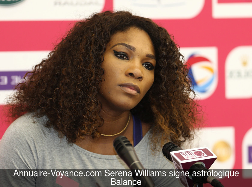 Serena Williams Balance