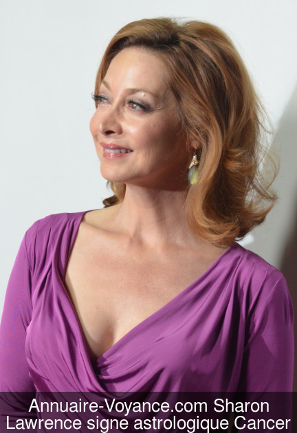 Sharon Lawrence Cancer