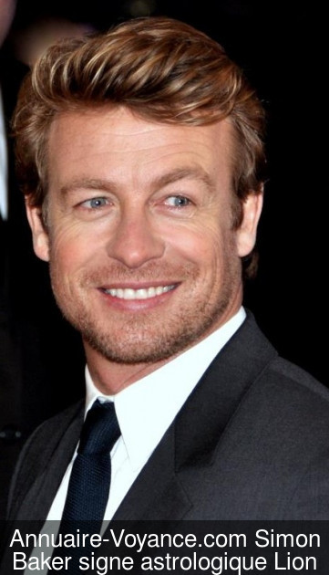 Simon Baker Lion