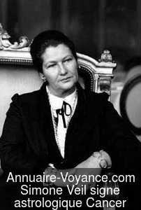 Simone Veil Cancer