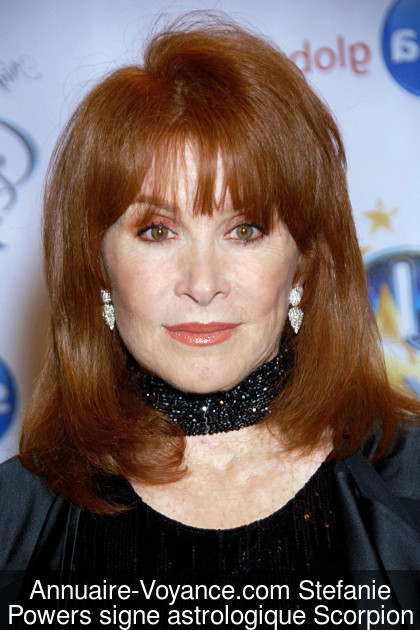 Stefanie Powers Scorpion