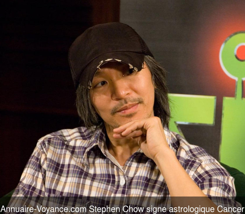 Stephen Chow Cancer