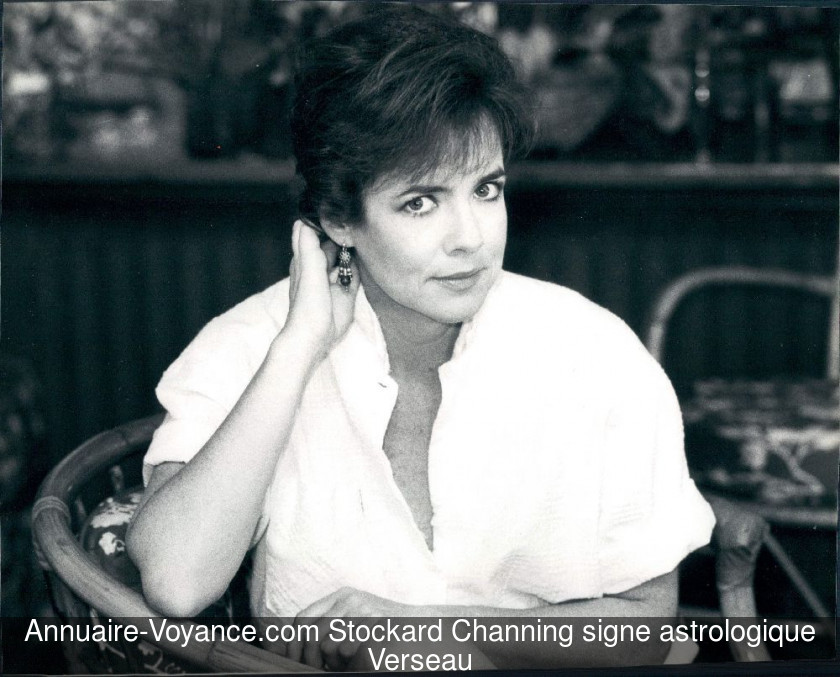 Stockard Channing Verseau