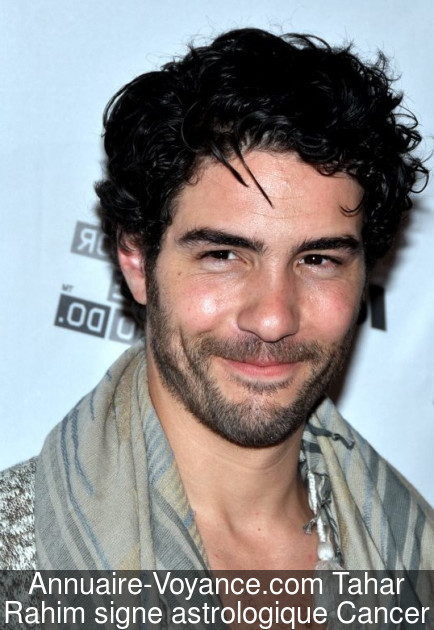 Tahar Rahim Cancer
