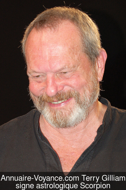 Terry Gilliam Scorpion
