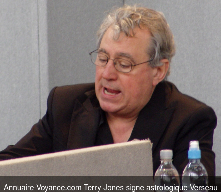 Terry Jones Verseau