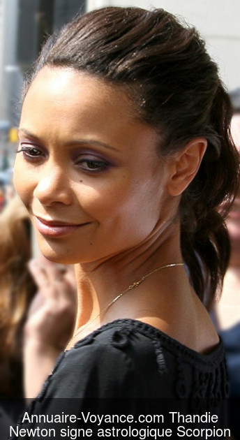 Thandie Newton Scorpion