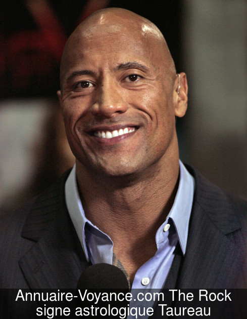The Rock Taureau