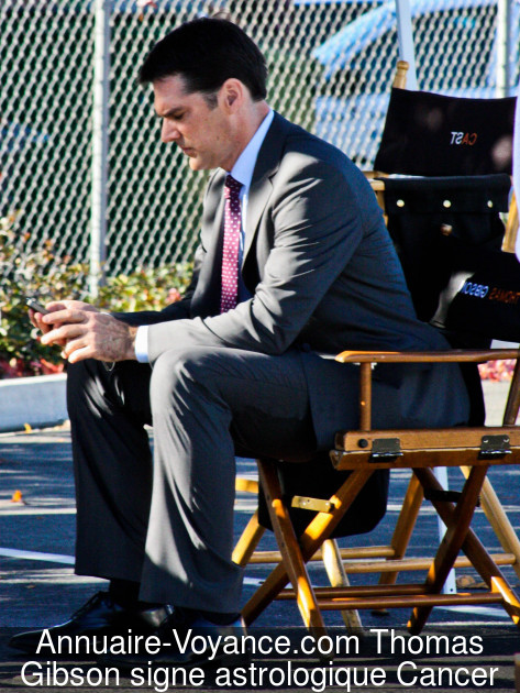 Thomas Gibson Cancer