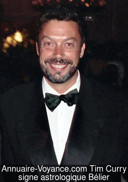 Tim Curry Bélier