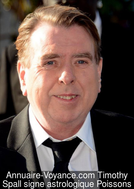 Timothy Spall Poissons