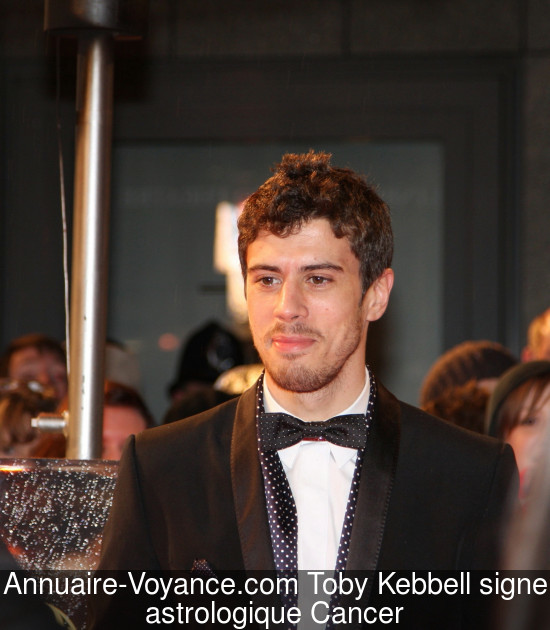 Toby Kebbell Cancer