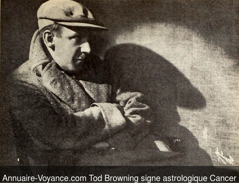 Tod Browning Cancer
