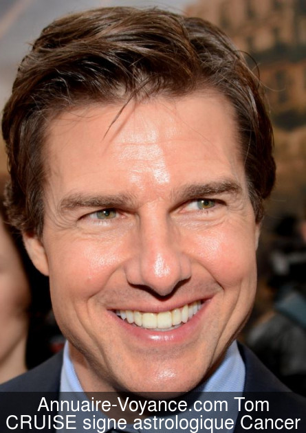 Tom CRUISE Cancer