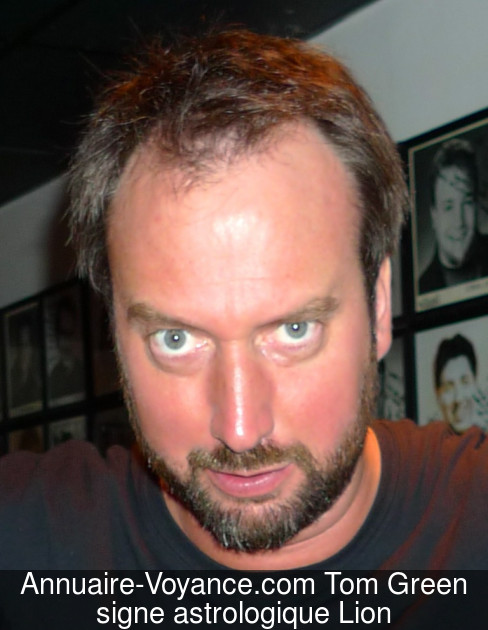 Tom Green Lion