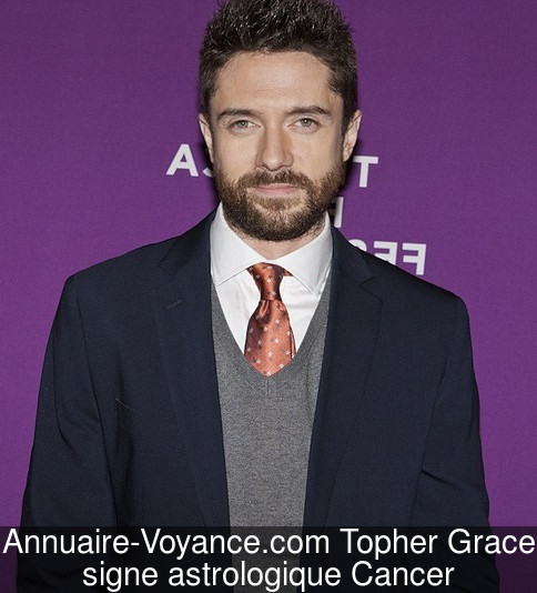 Topher Grace Cancer