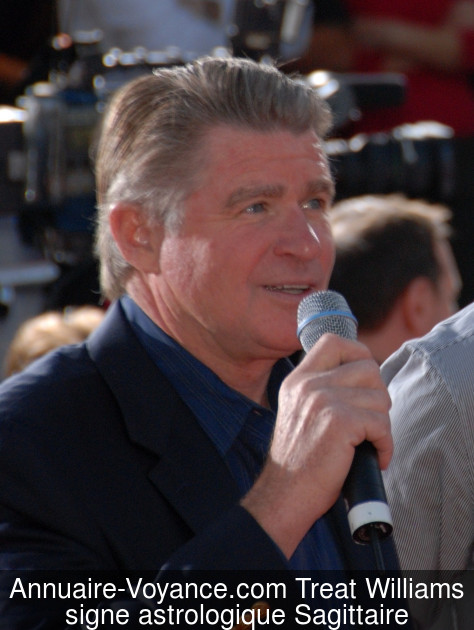 Treat Williams Sagittaire