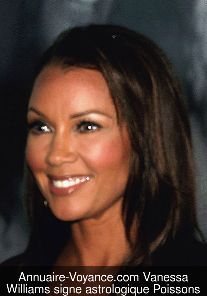 Vanessa Williams Poissons