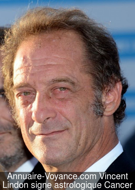 Vincent Lindon Cancer