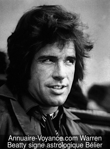 Warren Beatty Bélier
