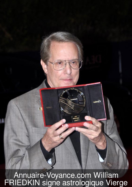 William FRIEDKIN Vierge