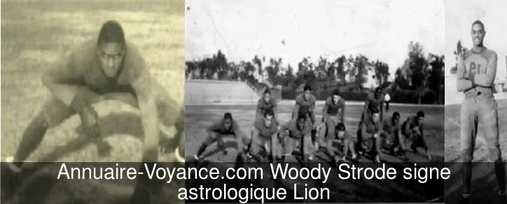 Woody Strode Lion