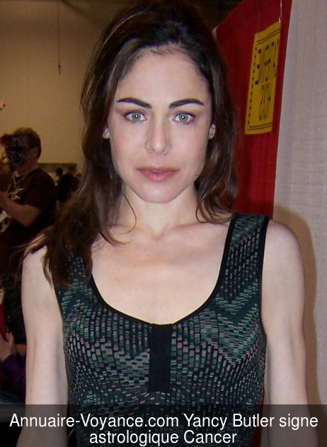 Yancy Butler Cancer