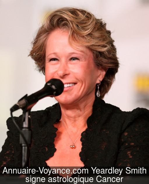 Yeardley Smith Cancer
