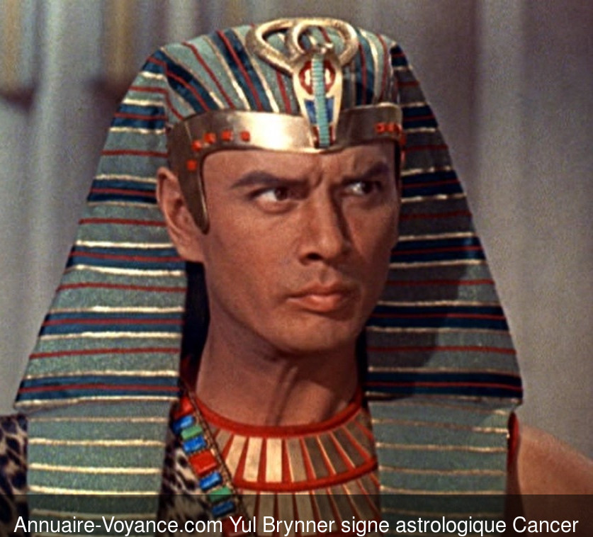 Yul Brynner Cancer